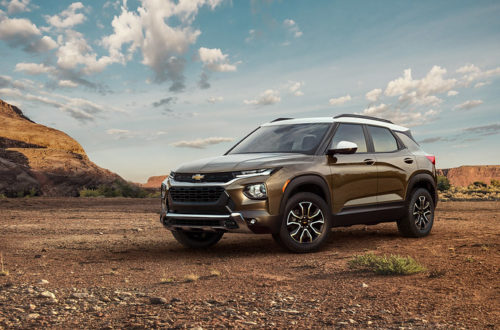 2021 Chevrolet Trailblazer | Rentschler Chevrolet | Slatington, PA